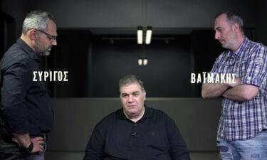 Συρίγος-Βαϊμάκης ανακρίνουν τον Σταρόβα και θα... λιώσετε από το γέλιο! (video)