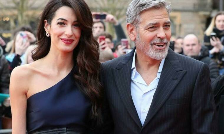 Η Amal άσκησε βέτο – Απαγόρευσε στον Clooney να ξαναοδηγήσει μηχανή και το δήλωσε ο ίδιος
