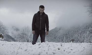 Κώστας Αγέρης: Ένα τραγούδι μνήμης με πρωταγωνιστή τον Γιώργο Αγγελόπουλο στο βίντεο κλιπ