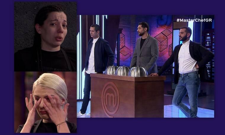 MasterChef: Ξέσπασαν σε κλάματα Ασημίνα και Ιωάννα! Η ανατρεπτική αντίδραση των κριτών!