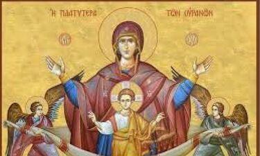 Τι ζήτησε η Παναγία πριν κοιμηθεί από τον Χριστό