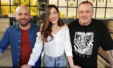Η κουζίνα του Food n' Friends υποδέχεται την Φλορίντα Πετρουτσέλι