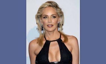 Sharon Stone: Ριζική αλλαγή στα μαλλιά της που μας άρεσε πολύ