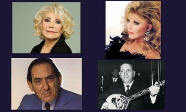 Ένα βιβλίο-φόρος τιμής στα «Ιερά Τέρατα» της ελληνικής μουσικής (photos)
