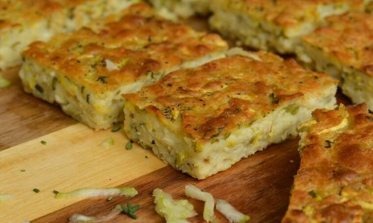 Εσείς ξέρετε να φτιάχνετε ζυμαρόπιτα ή μπατζίνα;