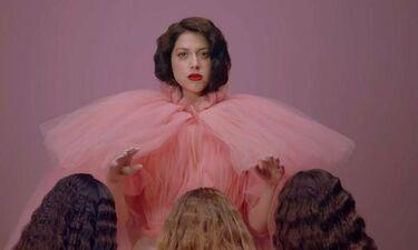 Eurovision: Όσα είπε η Ντούσκα μετά την πρώτη της πρόβα- Τα λάθη και η αισιοδοξία (video)