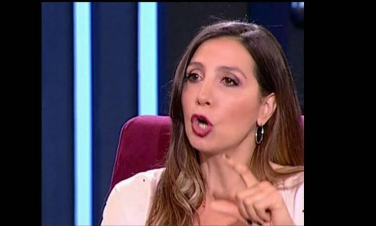 Μαρία Ελένη Λυκουρέζου: «Είμαι πολύ θυμωμένη. Ο πατέρας μου ήταν σε άσχημη κατάσταση, είναι αθώος»