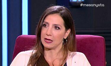 Μαρία Ελένη Λυκουρέζου: «Ο μπαμπάς μου ήθελε μια συντροφιά. Έχασε τη γη κάτω από τα πόδια του»
