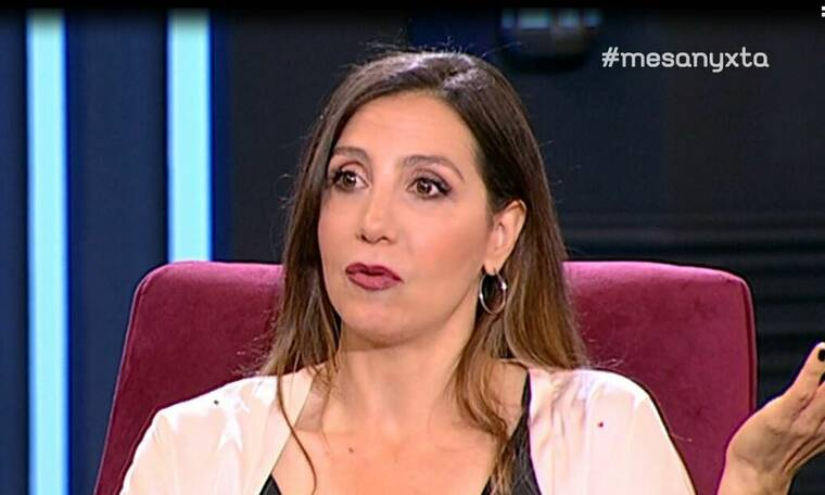 Μαρία Ελένη Λυκουρέζου: Η εξομολόγηση για τις ψυχρές σχέσεις με την αδελφή της (Vid)