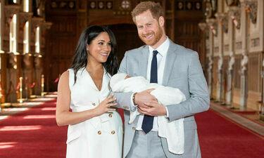 Δε φαντάζεστε τι στοιχήματα «παίζουν» για το μωρό της Meghan και του Πρίγκιπα Harry! (photos)
