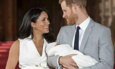 """Η πριγκίπισσα Νταϊάνα """"συναντάει"""" για πρώτη φορά τον εγγονό της"""