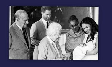 Πρίγκιπας Harry-Meghan Markle: Αυτό είναι το όνομα που έδωσαν στο πριγκιπικό μωρό! (photos)