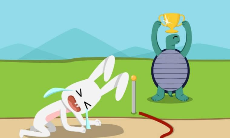 Quiz: Η κυρία Δώρα, ο λαγός και η χελώνα!