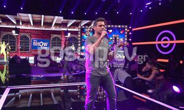 Δεν θα πιστεύετε ποιον star της Eurovision κάνει ο Ουγγαρέζος στο «It's Show Time» (exclusive video)