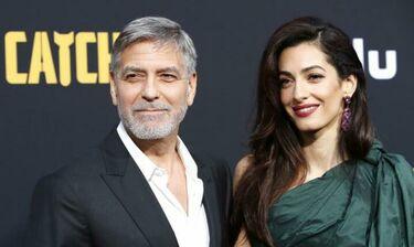 Το ζεύγος Clooney έκανε υποδειγματική εμφάνιση – George, μεγαλώνεις κι ομορφαίνεις