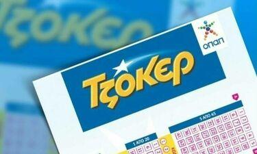 Μεγάλο τζακ ποτ απόψε στο ΤΖΟΚΕΡ με 4,6 εκατ. ευρώ
