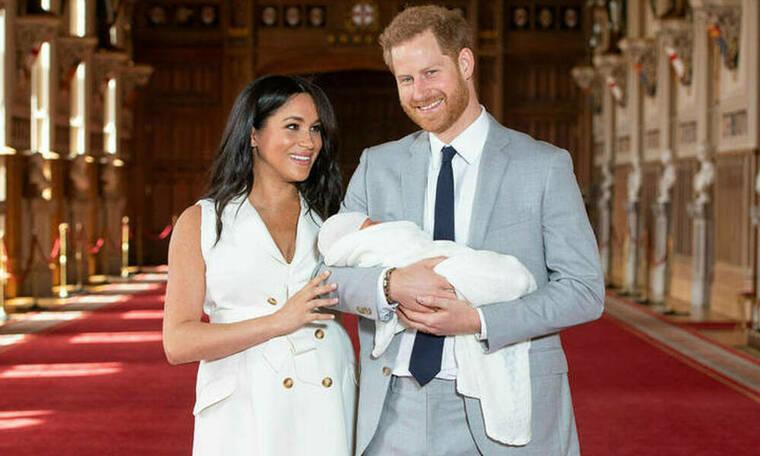Η Meghan γέννησε, το όνομα το μάθαμε αλλά ξέρουμε και τι σημαίνει το Άρτσι Χάρισον