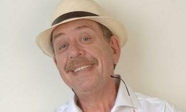 Ηλιάς Μαμαλάκης: «Έχω τη στήριξη της γυναίκας μου»