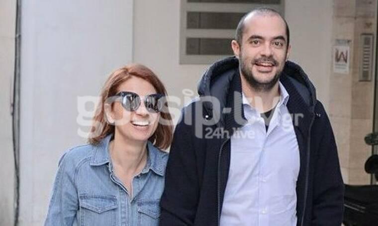 Μαρία Ηλιάκη: Στιγμές απόλυτης ευτυχίας στο πλευρό του συντρόφου της (exclusive photos)
