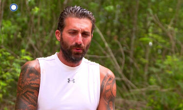 Survivor: Καρέ- καρέ το ξέσπασμα του Πελεκάνου on camera (video)