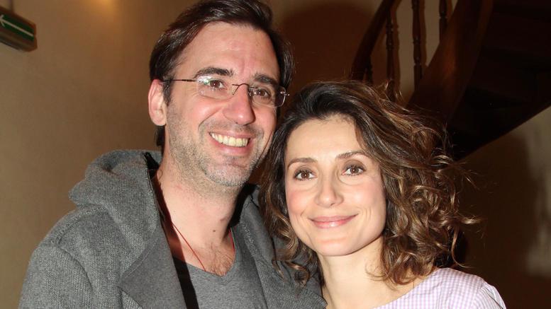 Η Ευδοκία Ρουμελιώτη με τον σύζυγό της, Νικηφόρο Χαραγκιώνη