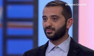 MasterChef: Κουτσόπουλος:«Είναι ο μαγειρικός μου μπαμπάς. Συγκινούμαι κάθε φορά που μιλάω γι' αυτόν»