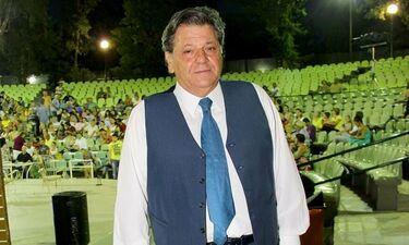 Γιώργος Παρτσαλάκης: Αυτό είναι το νέο θεατρικό του βήμα