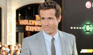 Ryan Reynolds: Ο πιο ακριβοπληρωμένος ηθοποιός με μηδενικά που προκαλούν εγκεφαλικά
