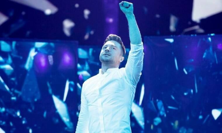 Eurovision 2019: Ρωσία: Ο Sergey Lazarev έκανε την 2η πρόβα του! Οι καθρέφτες και το μεγάλο λάθος