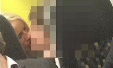 Σάλος! Καθηγήτρια σε καυτά φιλιά με μαθητή! (photos)