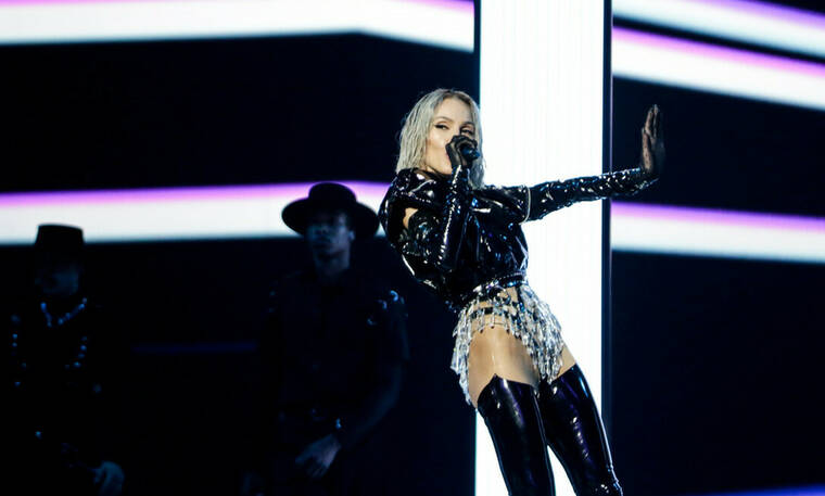 Eurovision 2019: Δεν φαντάζεστε πόσο χρόνο χρειάστηκε για να γίνει το ρούχο της Τάμτα! (pics+video)
