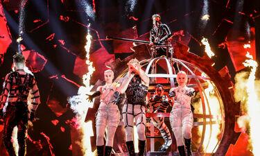 Eurovision 2019: Ισλανδία: Η ανατρεπτική εμφάνιση των Hatari (photos&video)