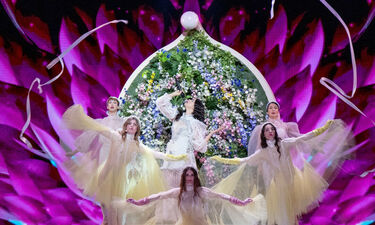 Eurovision 2019: Ελλάδα: Εντυπωσίασε η Κατερίνα Ντούσκα! Καρέ - καρέ η εμφάνισή της (Photos)