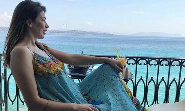 Δείτε την Ελένη Χατζίδου να διαλέγει νυφικό! (photos)