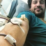 Είναι χρόνια εθελοντής αιμοδότης