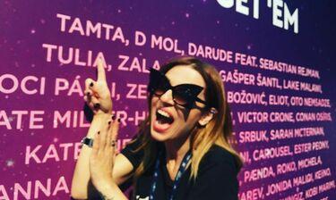 Eurovision 2019: Ευρυδίκη: «Η Ντούσκα ήταν εξαιρετική και μας μετέφερε σε έναν άλλο κόσμο» (video)