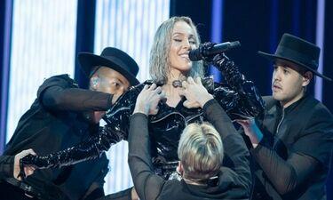 Eurovision 2019: Η ερώτηση στην Τάμτα που δεν είδαμε ποτέ και η αμηχανία της (Vid & Photos)