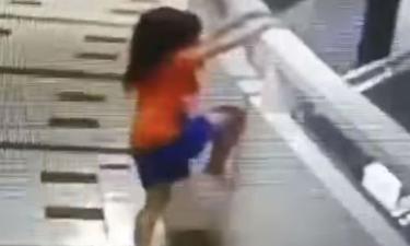 Σοκ! 5χρονο κοριτσάκι έπεσε από τον 11ο όροφο γιατί υπνοβατούσε (photos+video)
