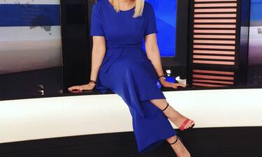 Περιπέτεια υγείας για γνωστή παρουσιάστρια ειδήσεων που την κρατάει εκτός τηλεόρασης (pics)