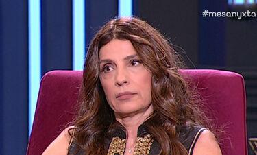 Η συγκλονιστική εξομολόγηση της Τσαπανίδου: Αποκάλυψε πώς πέθανε ο άντρας της (video)