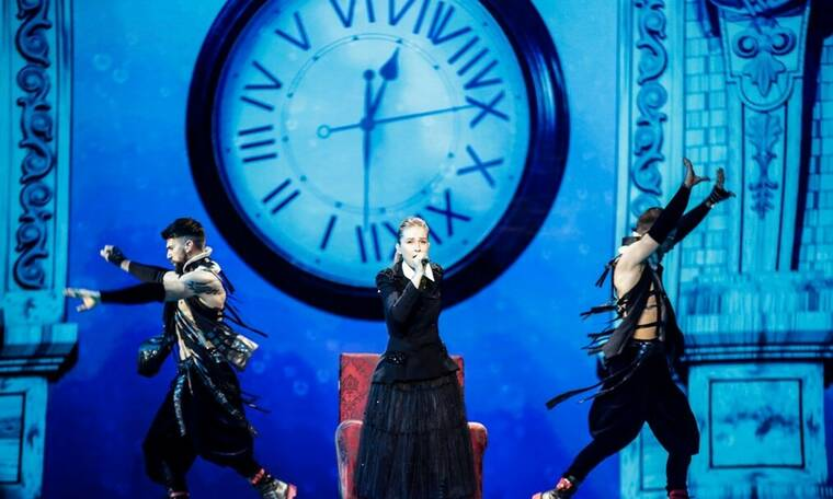 Eurovision 2019:Ρουμανία: Με ρολόι και κλαδιά στη σκηνή του Τελ Αβίβ (photos-video)