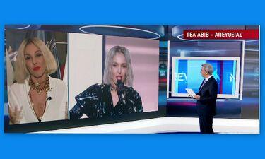Eurovision 2019: Η αιχμηρή απάντηση της Τάμτα στην σκληρή κριτική των Βρετανών για την εμφάνισή της