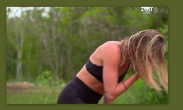 Survivor: Ξέσπασε σε κλάματα η Δαλάκα για τον Ατακάν: «Προσπαθώ να φανώ δυνατή» (video)