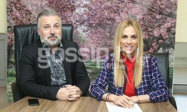 Ντορέττα Παπαδημητρίου – Η νέα Beauty Ambassador της Cosmetic Derma Medicine!