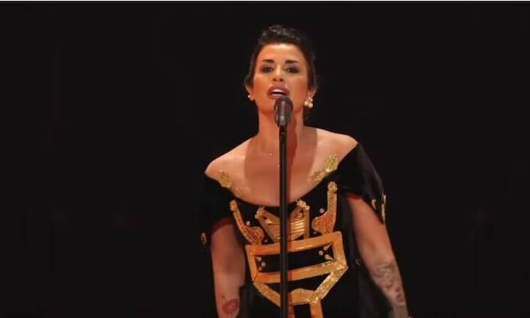 Eurovision 2019 Αλβανία: Η Jonida εντυπωσίασε με το «Ktheju tokës»  (Vid & Photos)
