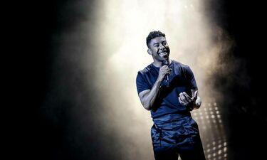 Eurovision 2019: Φαβορί: Εντυπωσίασε ο Σουηδός με την εμφάνισή του (photos+video)