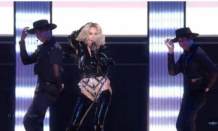 Eurovision 2019: Κύπρος: Εκθαμβωτική η Τάμτα! Χόρευαν όλοι στο ρυθμό του «Replay» (photos+video)