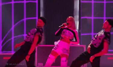 Eurovision 2019: Λευκορωσία:Sexy εμφάνιση από την 16χρονη Zena - Μαγνήτισε τα βλέμματα(photos+video)