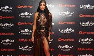 Eurovision 2019: Δεν παει ο νους σας τι θα φορέσει η Φουρέιρα τη βραδιά του τελικού! (photos)