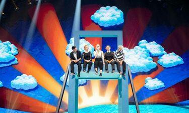Eurovision 2019: Δανία: H Leonora  και το εντυπωσιακό σκηνικό της (Photos & Video)